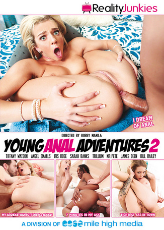Young anal adventures vol.2