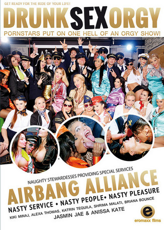 Drunk Sex Orgy : airbang alliance