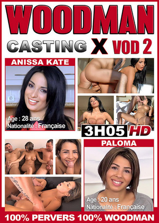 Woodman Casting X : Anissa Kate and Paloma