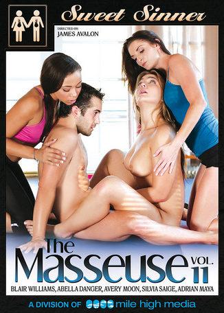 The masseuse vol.11