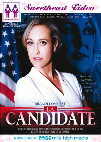 Brandi Love est La Candidate