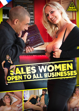 Sales women open to all businesses