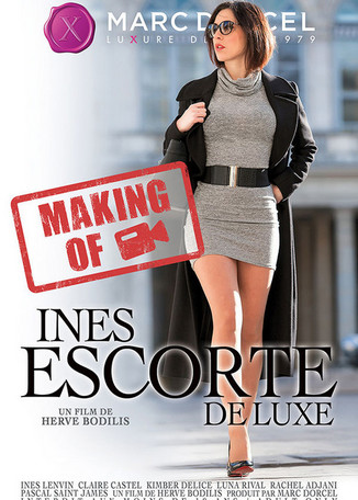 Making of - Inès, escort deluxe