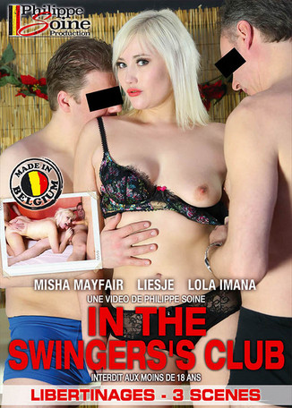 Orgies at the swinger club
