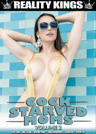 Cock starved moms vol.2