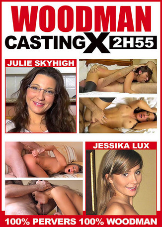 Woodman Casting X : Julie Skyhigh and Jessika Lux
