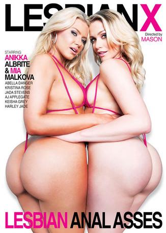 Lesbian anal asses