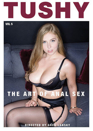 The art of Anal sex vol.5