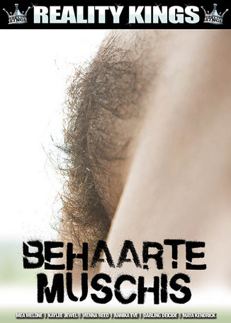 Behaarte muschis