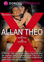 Allan Theo: his first exclusive video X