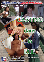 Casting in the street
