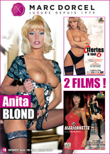 Pack 2 Films : Anita Blond