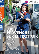 Lucie, the meter maid