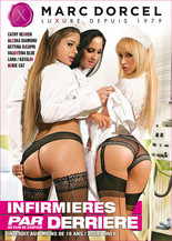 Nurses from behind