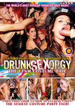 Drunk Sex Orgy : The CFNM Costume ball