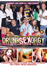 Drunk Sex Orgy : International Summer Fuckers