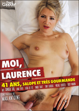 I, Laurence, 41 years old, cock craving slut