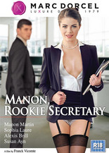 Manon, rookie Secretary