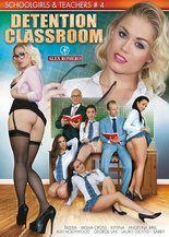 Schoolgirls And Teachers #4 : Detention Classroom