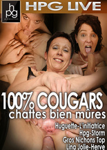 100 % cougars chattes bien mures