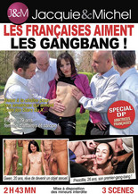 French girls love gang bangs