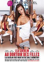 Léa Guerlin au dortoir des filles