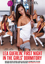 Léa Guerlin : first night in the girls' Dormitory