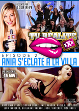 Real Tv XXX - épisode 2 : Ania has fun at the villa