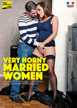 Very horny married women