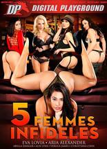 5 femmes infidèles