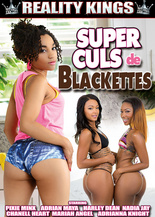 Super culs de blackettes