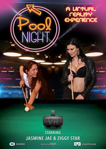 Pool Night - VR 360°