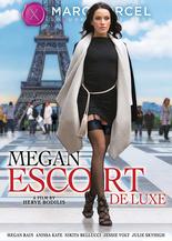 Megan, escort de Luxe