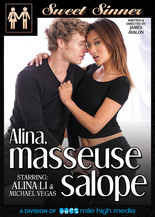 Alina, slutty masseuse /// The masseuse #7