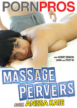 Massage pervers - Anissa Kate