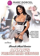 Anna Polina : French Maid Service
