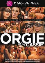 Eine orgie für Cassie