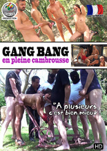 Outdoors Gang Bang