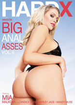 Big anal asses vol.6