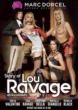 Story of Lou Ravage