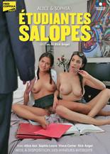 Alice et Sophia, étudiantes salopes