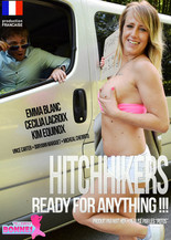 Hitchhikers ready for anything !!!