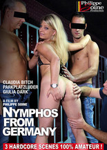 Nymphos from Germany