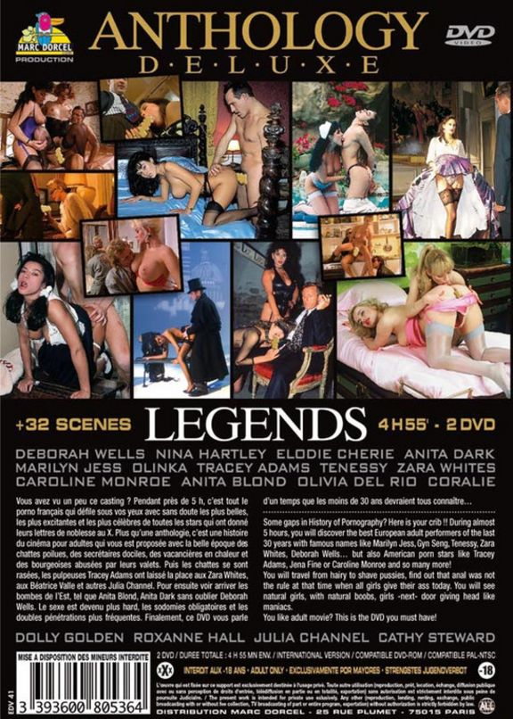 big boobs deluxe anthology dvd № 336080