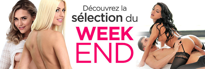 La sélection du week-end