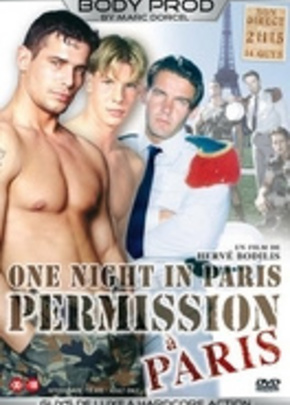 Cover of Permission à  Paris