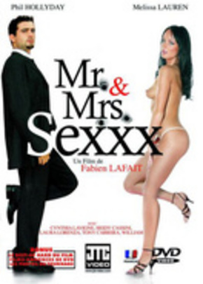Cover of Mr & Mrs Sexxx