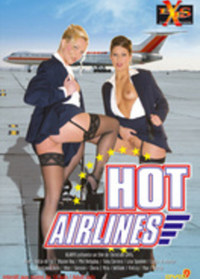 Jaquette de Hot airlines