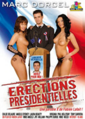 Cover of Erections Présidentielles