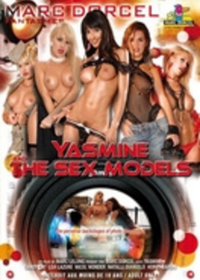 Jaquette de Yasmine and the Sex Models